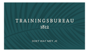 Trainingsbureau 1812 Logo